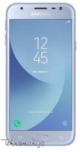 SAMSUNG Smart telefon J330 SREBRNA DS, 2 GB, 13.0 Mpix