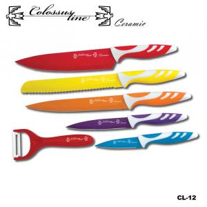 COLOSSUS LINE Set keramičkih noževa CL-12