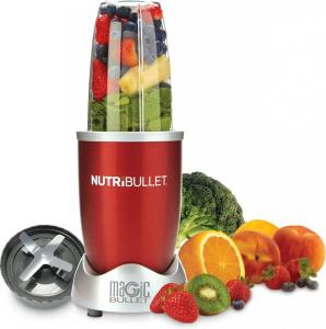 DELIMANO Blender NUTRIBULLET 600 5 PC RED