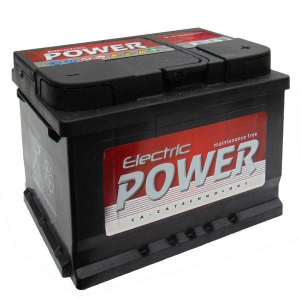 ELECTRIC POWER Akumulator 72AH D+ EP