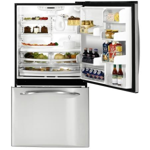 GENERAL ELECTRIC Kombinovani frižider PDCE1NBWDSS