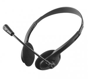 TRUST Slušalice Ziva Chat Headset