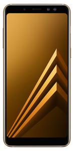SAMSUNG mobilni telefon Galaxy A8 2018 SM-A530FZDDSEE GOLD