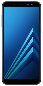 SAMSUNG mobilni telefon Galaxy A8 2018 SM-A530FZKDSEE BLACK