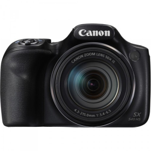 Canon Kompaktni foto-aparat SX540HS BK EU23 - Crni