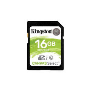 KINGSTON Memorijska kartica SDS 16GB