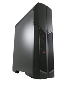 CT DOOM PC računar WBSR1700/8/580, AMD Ryzen 7, 8GB, 120GB/1TB