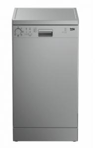 BEKO Mašina za pranje sudova DFS 05013 S, Samostalna