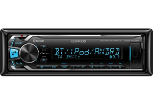 KENWOOD Autoradio KMM-303BT