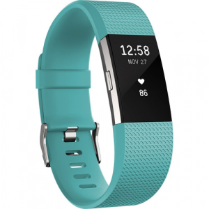 FITBIT Smart sat Charge 2 FB407STES TEAL