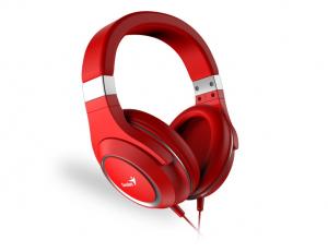 GENIUS Slušalice HS-610 RED