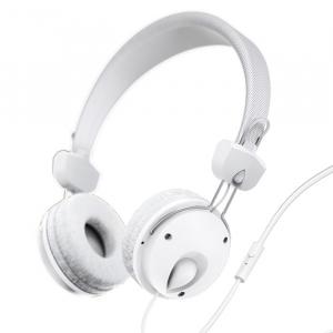 Hama Slušalice sa mikrofonom Fun4Phone - Bele