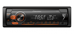 PIONEER Auto radio MVH-S110UBA