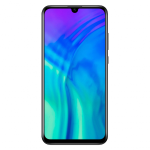 Honor 20 lite - Crni