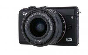 Canon Kompaktni foto-aparat EOS M100 - Crni