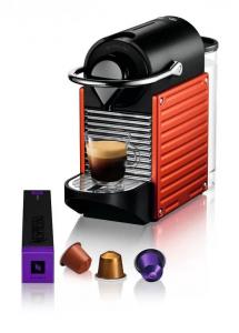 Nespresso Aparat za kafu Pixie - Electric Red