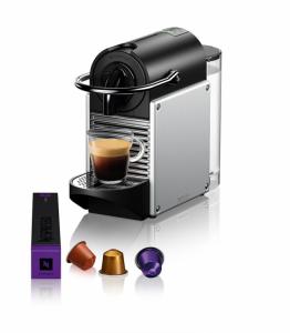Nespresso Aparat za kafu Pixie - Electric Aluminium