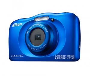 Nikon Kompaktni foto-aparat Coolpix W150 - Plavi