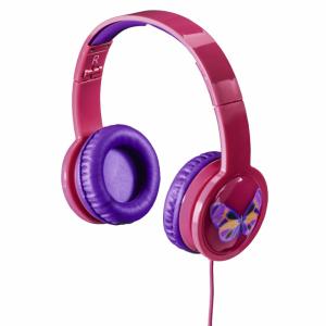 Hama Slušalice za decu Blinkn Kids - Roze