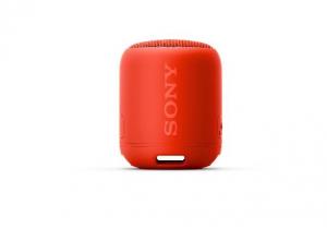Sony Bežični zvučnik SRSXB12 - Crveni