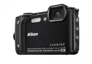 Nikon Foto-aparat kompaktni COOLPIX W300 - Crni