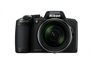 Nikon Kompaktni foto-aparat sa torbicom i SD karticom COOLPIX B600 - Crni