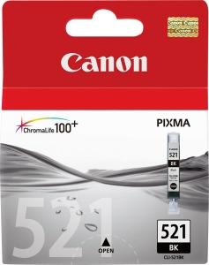 CANON Kertridž CLI 521BK