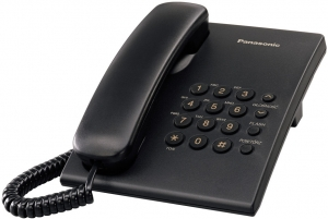 PANASONIC Telefon KX TS 500FXB