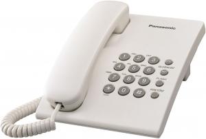 PANASONIC Telefon KX TS 500FXW