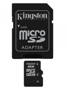 Kingston memorijska kartica KFSDC4 8GB