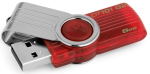Kingston USB flash KFDT101G2 8GB