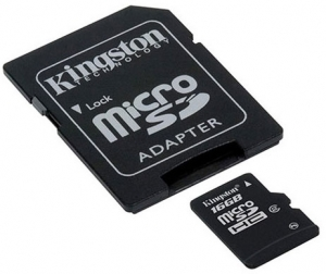 Kingston memorijska kartica KFSDC4 16GB