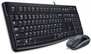 Logitech tastatura i miš MK120 YU