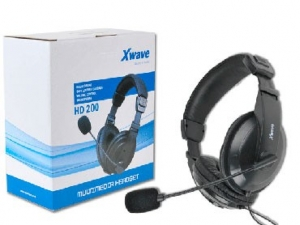 X WAVE Slušalice HD200