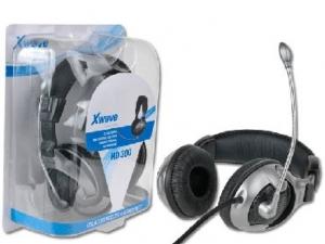 X Wave slušalice sa mikrofonom HD300 VIBRATION