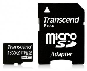 Transcend memorijska kartica TS16GUSDHC4