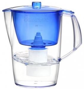 BARRIER Bokal za filtriranje vode NORMA PLAVA