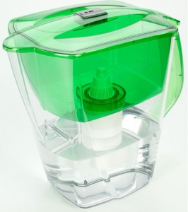 BARRIER Bokal za filtriranje vode GRAND NEO ZELENI