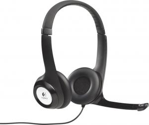 Logitech slušalice sa mikrofonom H 390 USB