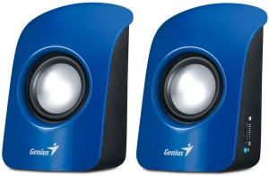 GENIUS Zvučnici za kompjuter SP-U115 BLUE