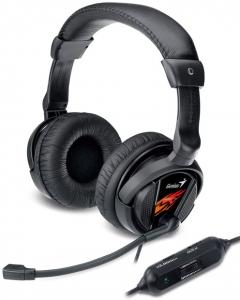 Genius slušalice sa mikrofonom HS-G500V