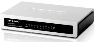 TP-LINK switch TL SF1008D