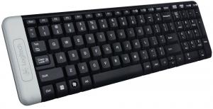 Logitech bežična tastatura K230 US