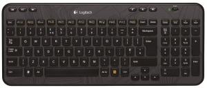 Logitech bežična tastatura K360 US