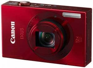 Canon fotoaparat IXUS 500 HS RED