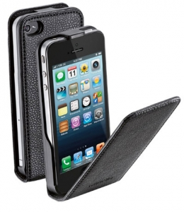 Cellular Line futrola za iPhone FLAPESSENIPHONE5BK