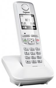 Gigaset bežični telefon A420 WHITE
