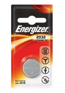 Energizer baterija CR2032 BLIST1