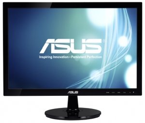 "Asus 19"" LED LCD monitor VS197DE"