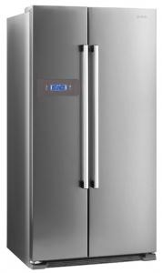 Gorenje kombinovani frižider NRS85728X